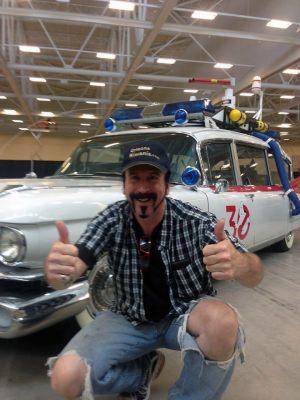 With Ecto at Niagara Falls Comic Con
