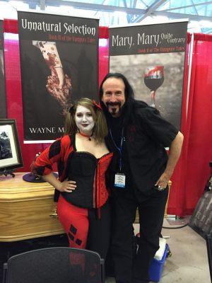 Niagara Falls Comic Con 2015 With a fan Laura