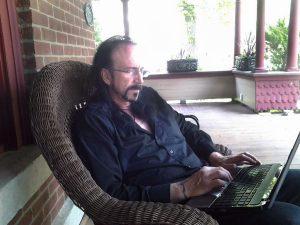Wayne Writing Unnatural Selection